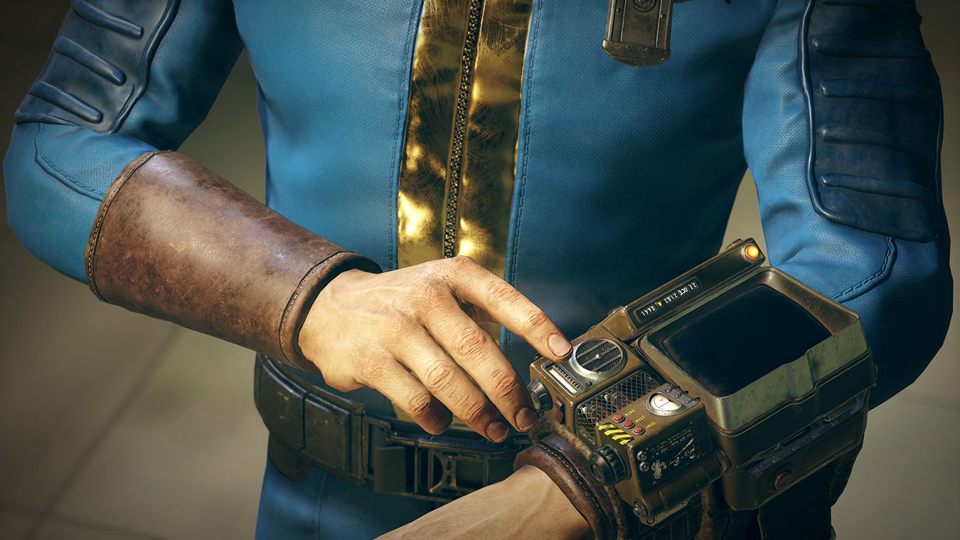 Trailer de lançamento para Fallout 76: Wastelanders