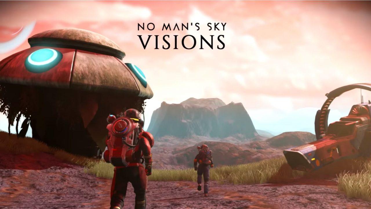 """""""Visions"""" traz mais conteúdo a No Man's Sky"""