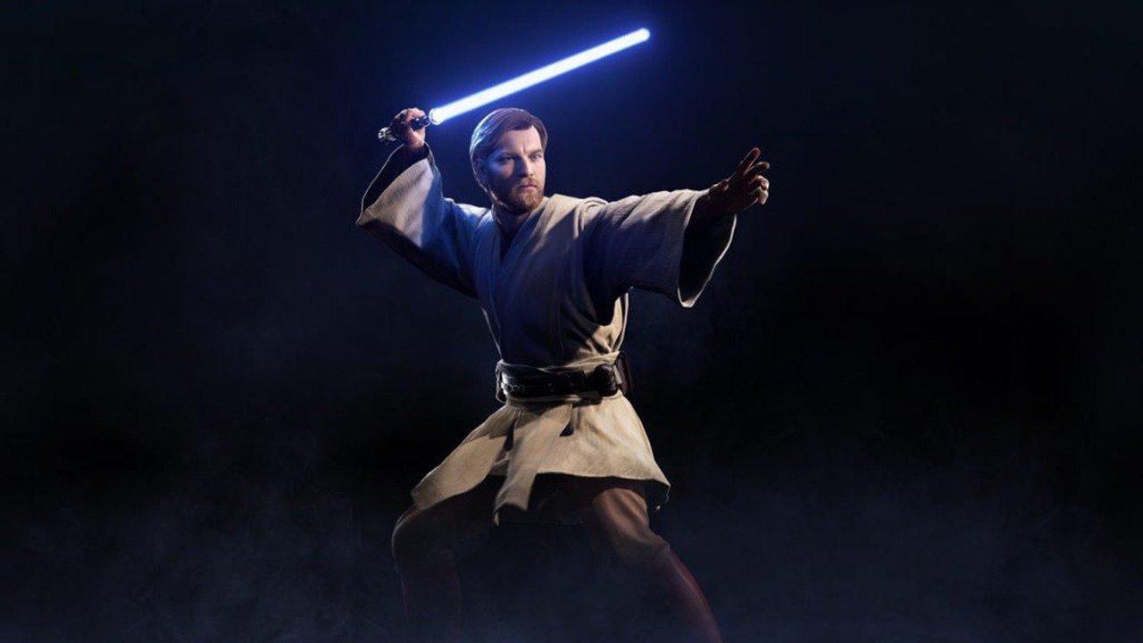 Obi-Wan Kenobi chega a Star Wars Battlefront II