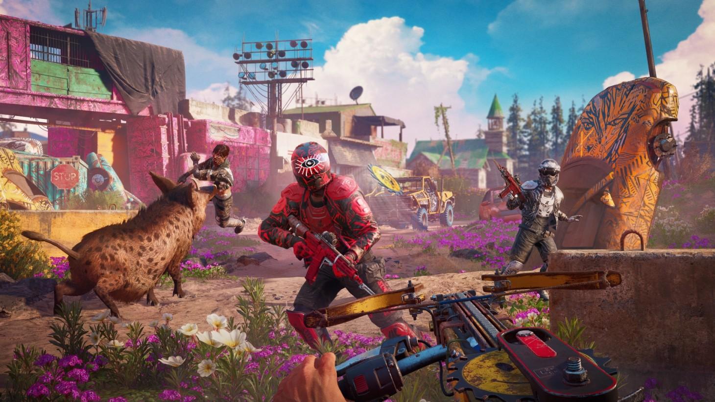 Ubisoft anuncia Far Cry: New Dawn