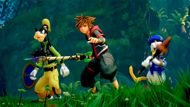 "A ""Batalha Final"" de Kingdom Hearts III"