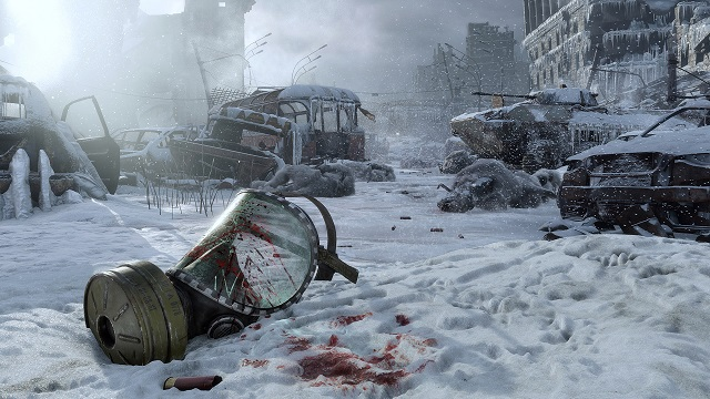 Trailer do enredo de Metro: Exodus