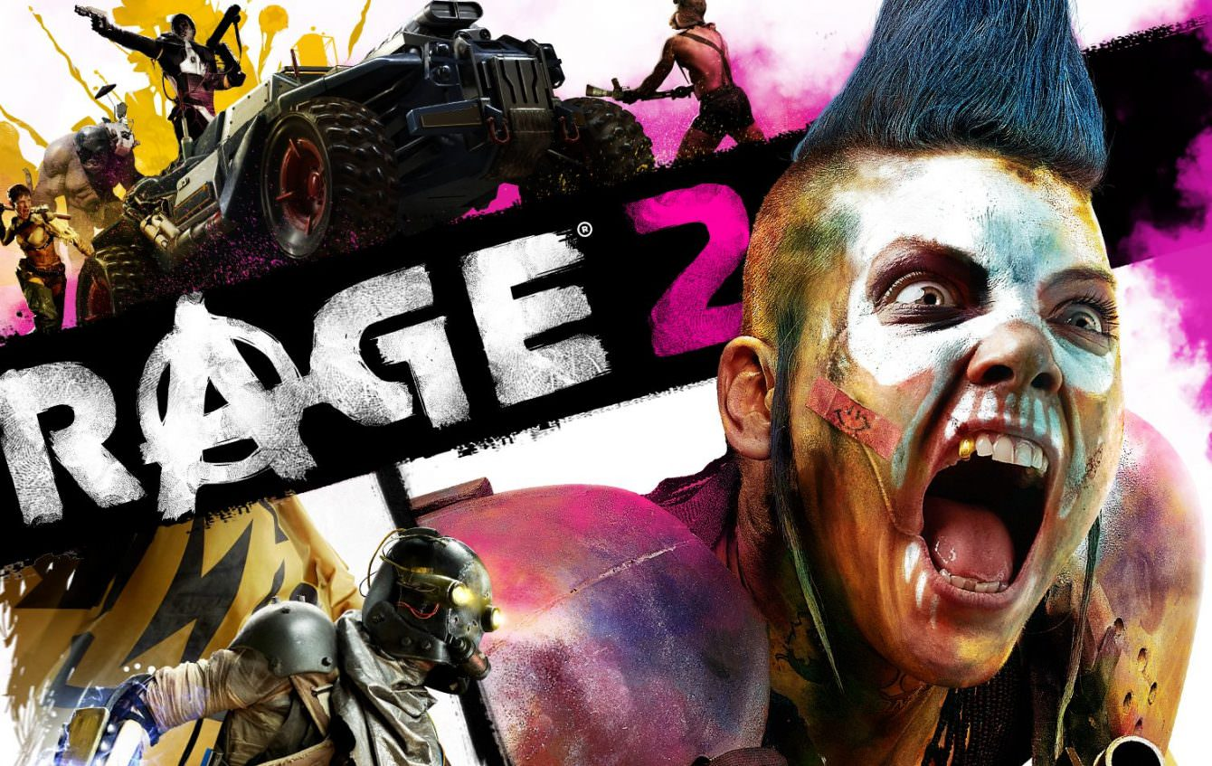Rage 2 recebe novo trailer e data de lançamento