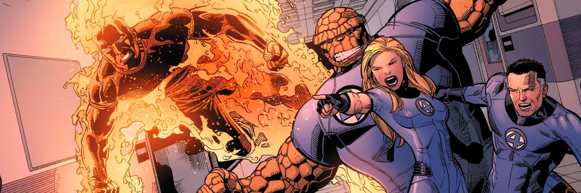 Quarteto Fantástico pode estar a caminho de Spider-Man