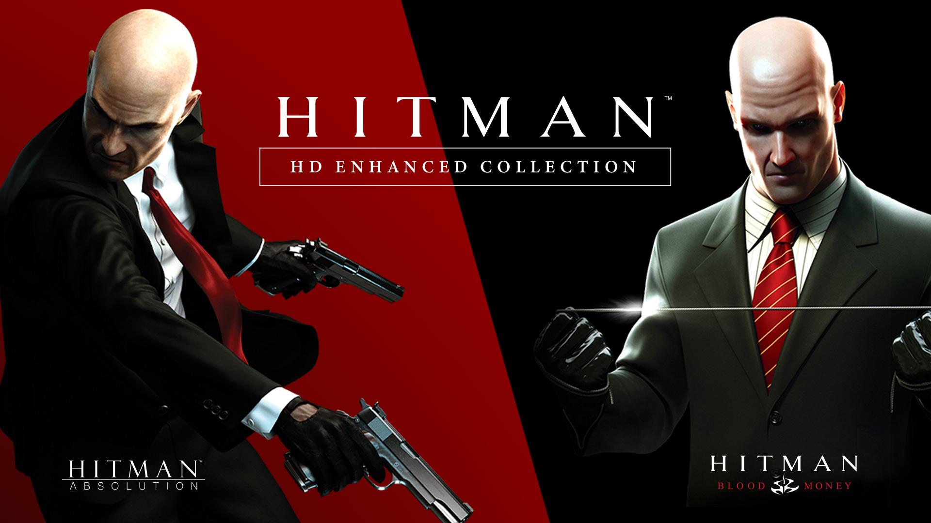 Io Interactive anuncia Hitman HD Enhanced Collection
