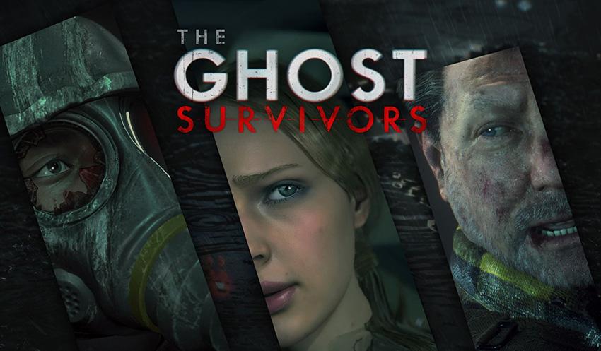 Trailer de lançamento para Resident Evil 2: Ghost Survivors