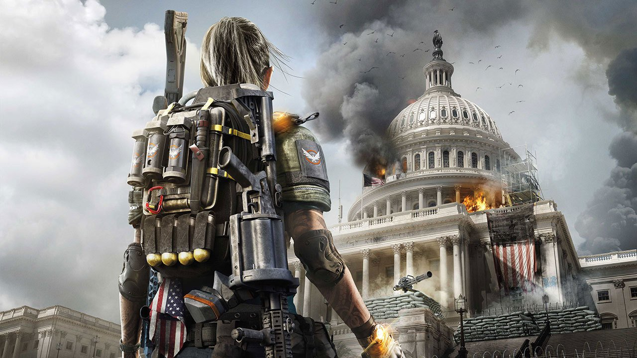 The Division 2 é o primeiro grande título exclusivo da Epic Games Store