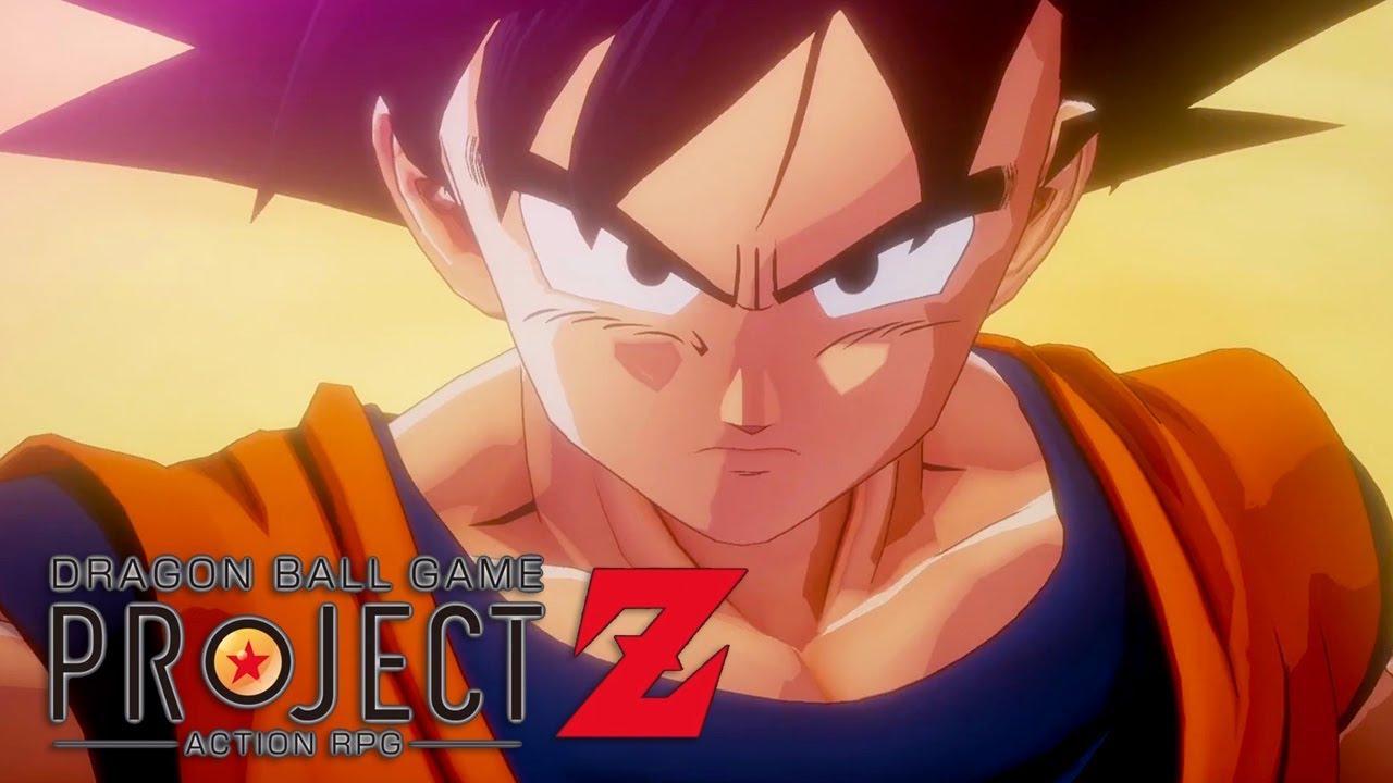Vem Ai Project Z Um Novo Rpg De Dragon Ball Wasd