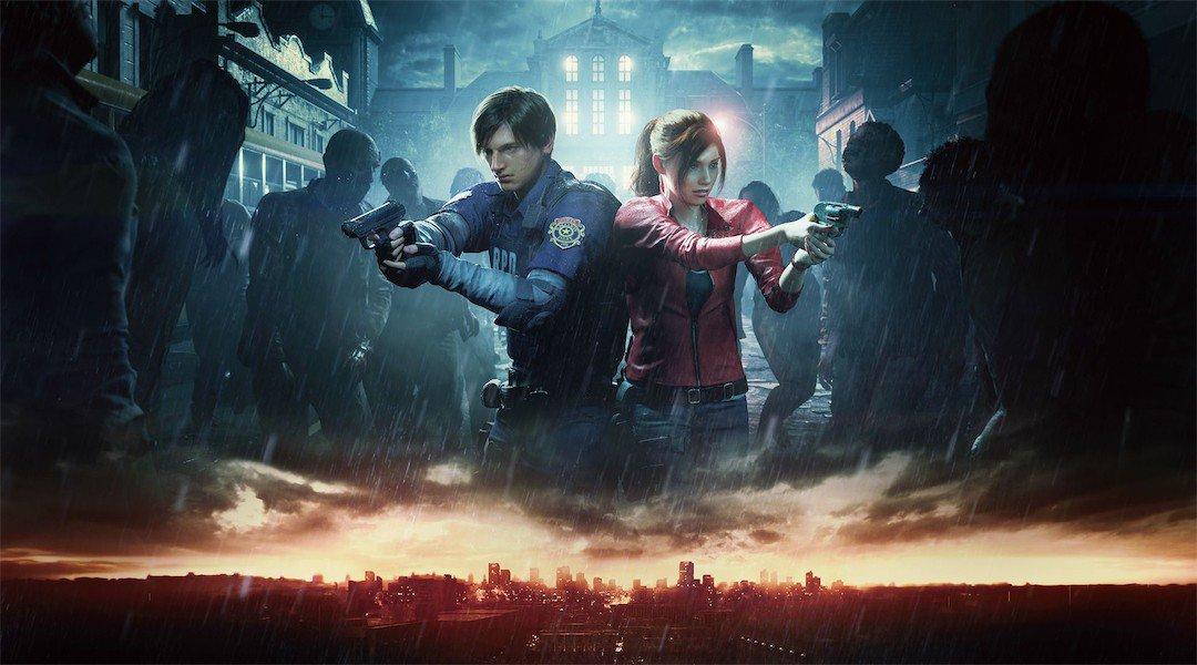 Resident Evil 2 com DLC para desbloquear todos os bónus