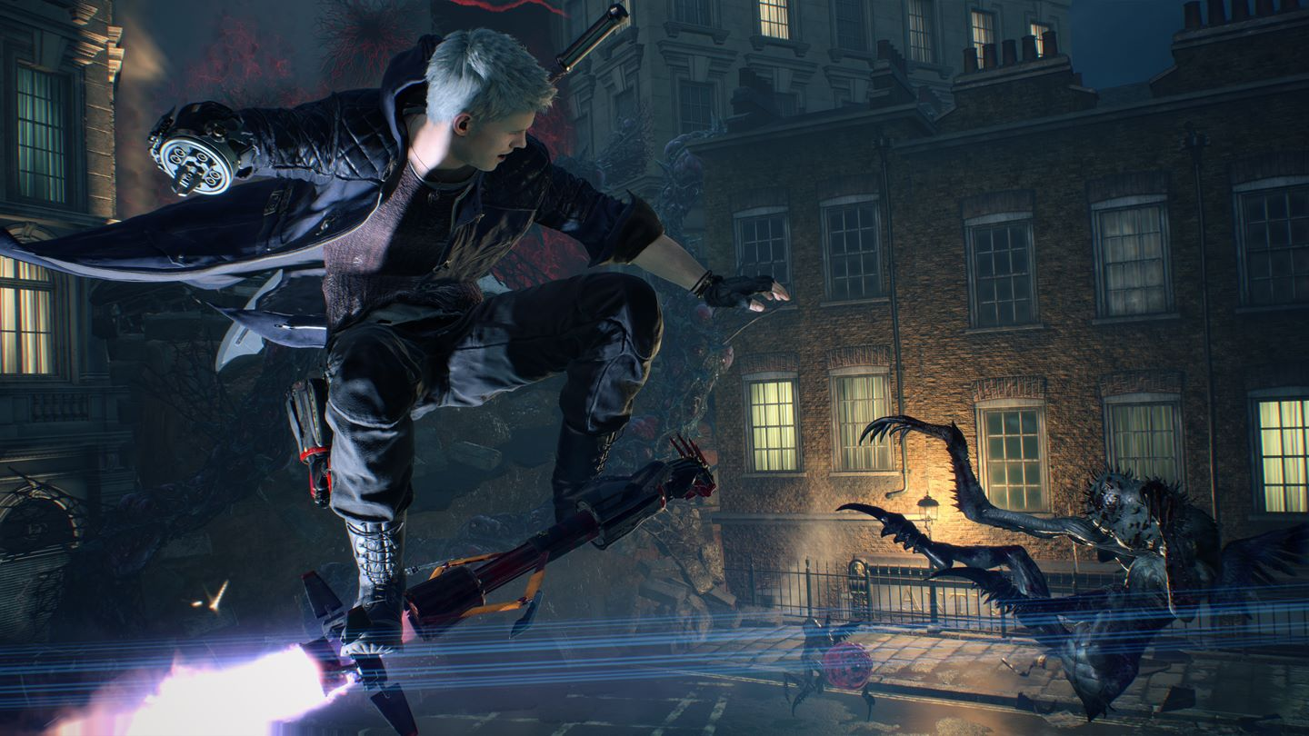 Demo de Devil May Cry 5 disponível na PS4 e XB1