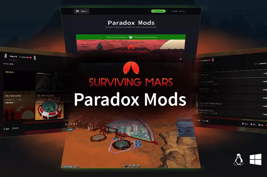 Paradox Interactive estreia serviço de modding na Xbox One