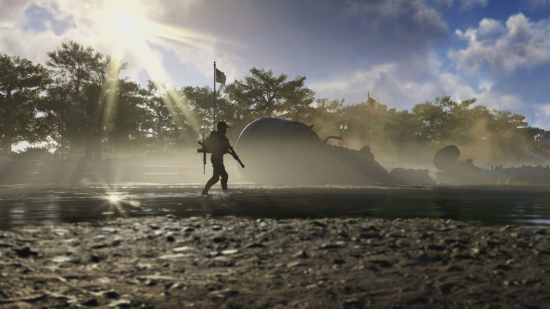 "Trailer ""Live Action"" para The Division 2"