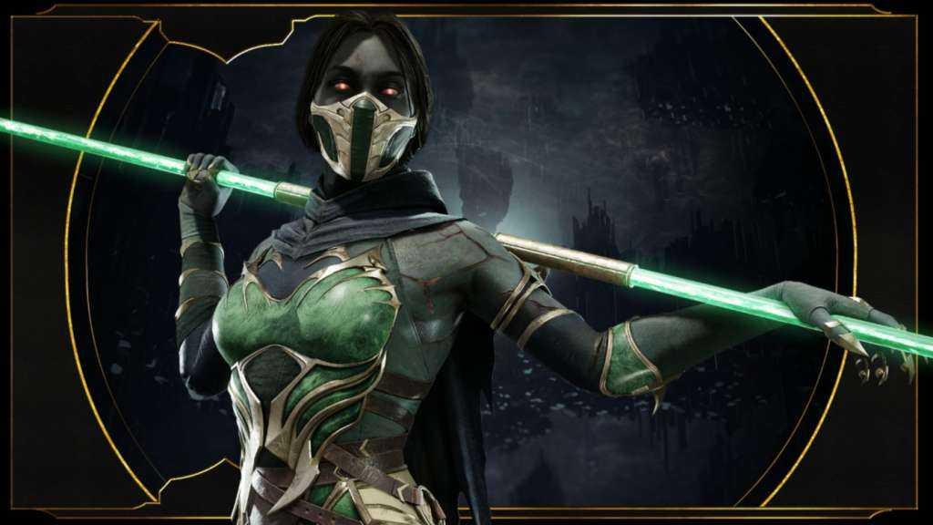 Jade junta-se à lista de lutadores de Mortal Kombat 11