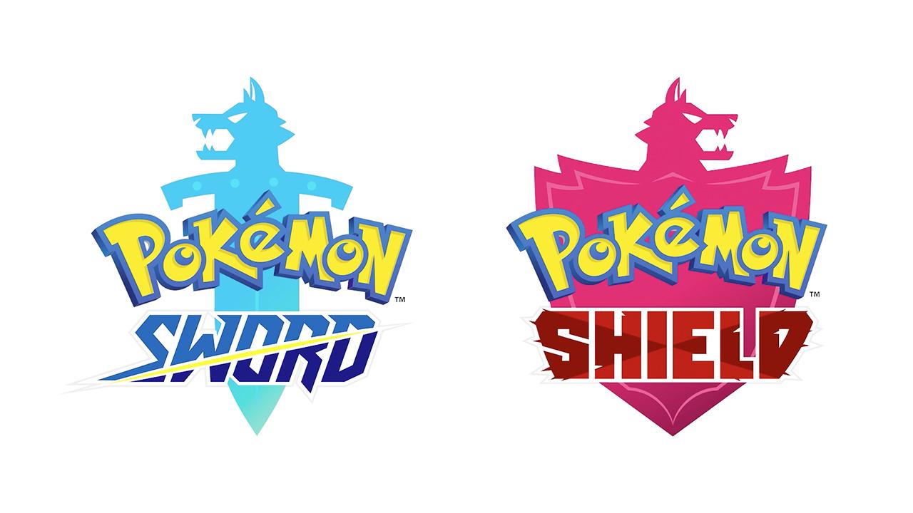 Pokémon Sword e Pokémon Shield revelados para a Nintendo Switch