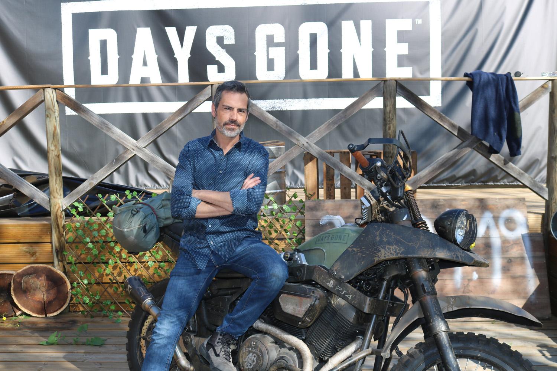 Entrevista – Felipe Duarte, actor em Days Gone