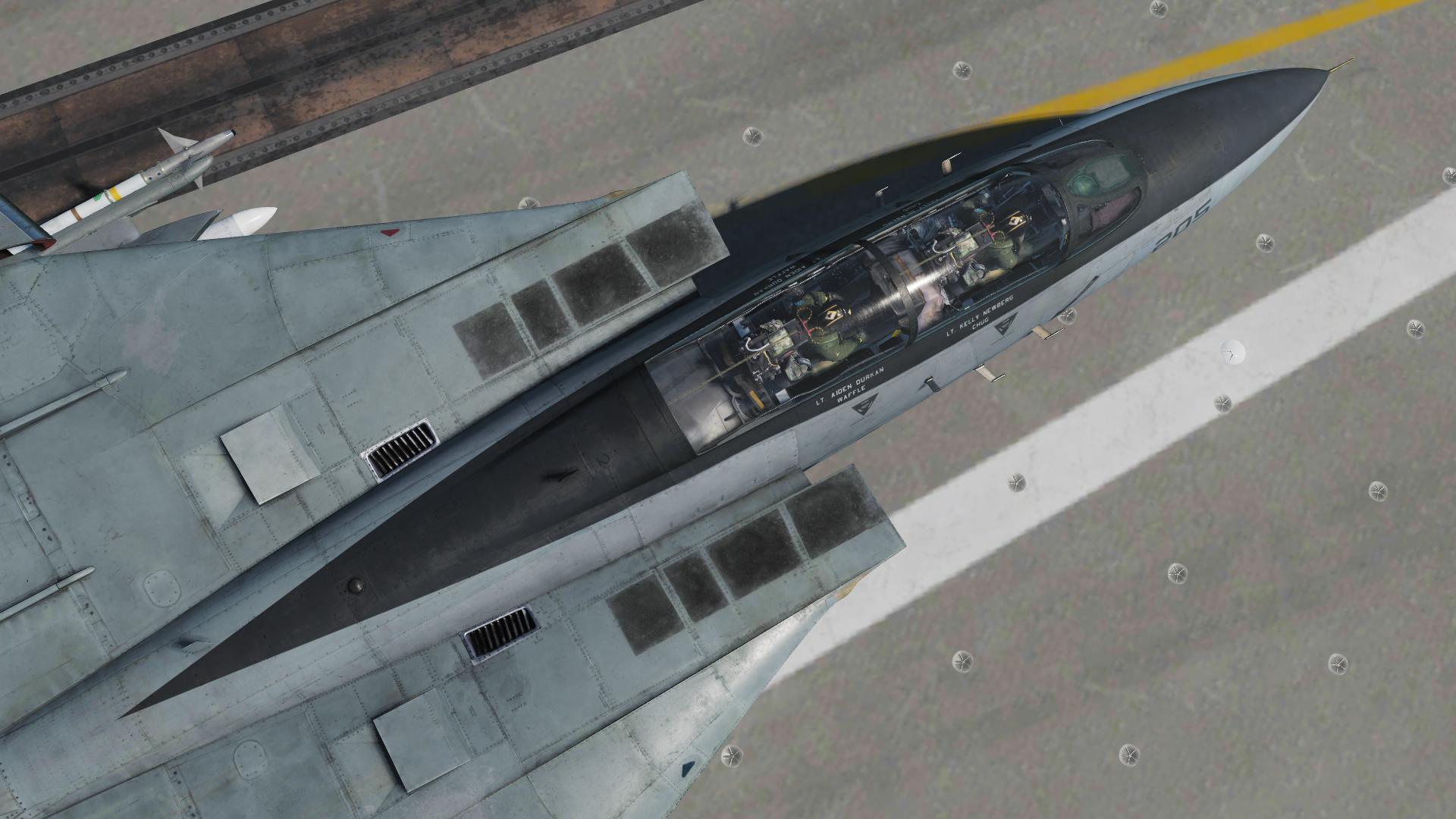 Simuladores – DCS: F-14A/B Tomcat