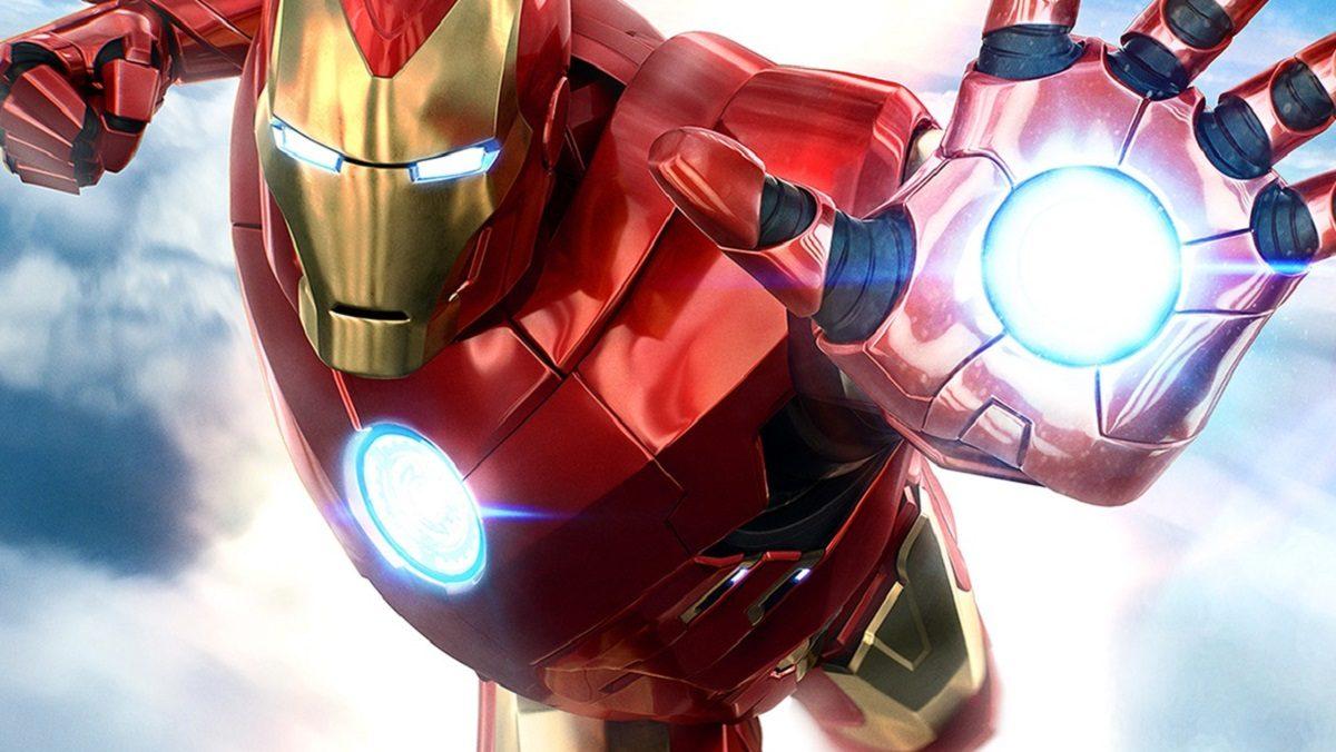 Marvel's Iron Man VR já tem data de lançamento