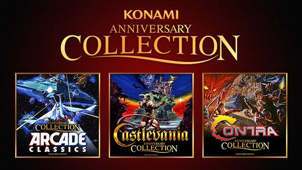 Konami revisita Castlevania, Contra e outros clássicos
