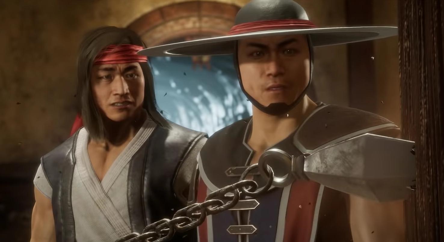 Jax, Kung Lao e Liu Kang confirmados em Mortal Kombat 11