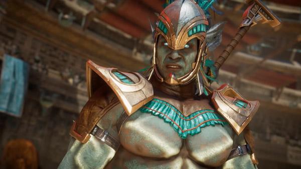 Kotal Kahn e Jacqui Briggs de volta em Mortal Kombat 11