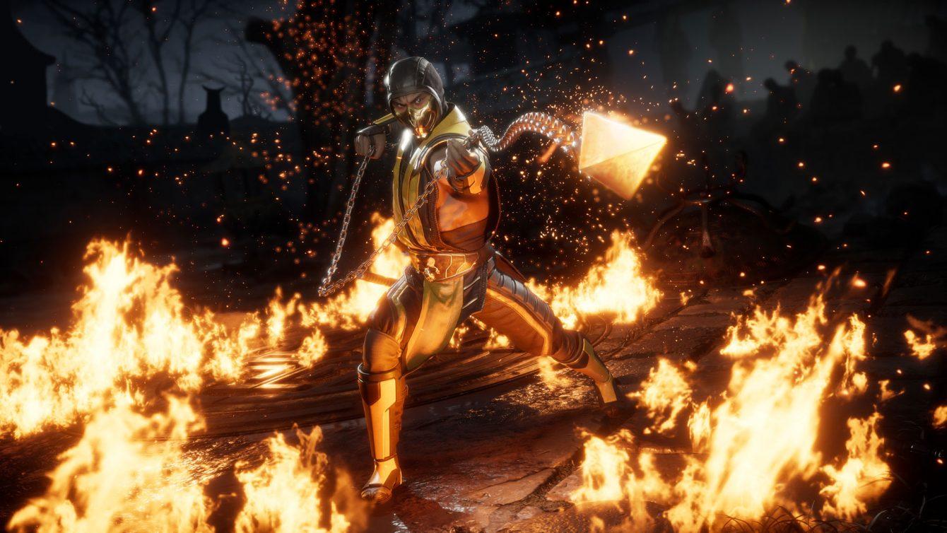 Amanhã há um anúncio para Mortal Kombat 11