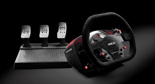 Novos mods para sistemas de volantes Thrustmaster
