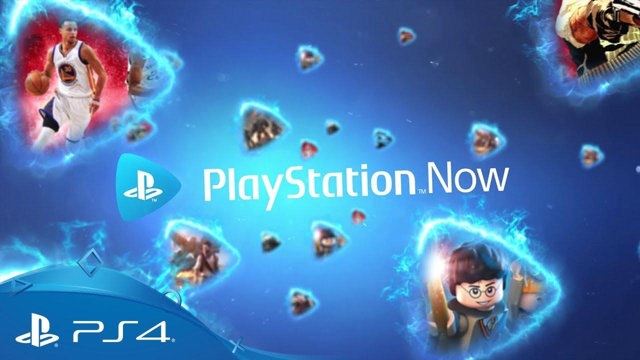 Experimentem o PlayStation Now por 1 mês a metade do preço