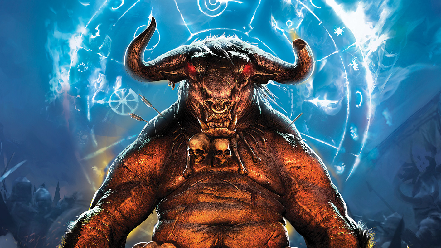 Beastmen vão chegar a Warhammer: Vermintide 2