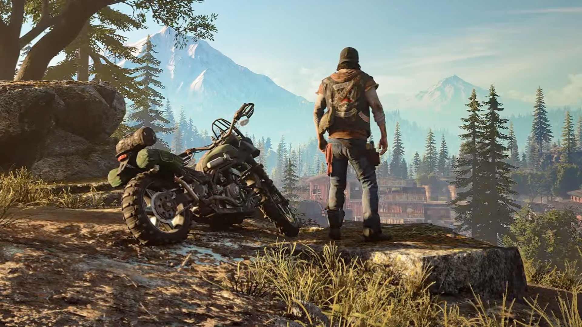 Mais exclusivos PlayStation a chegar ao PC, começando com Days Gone