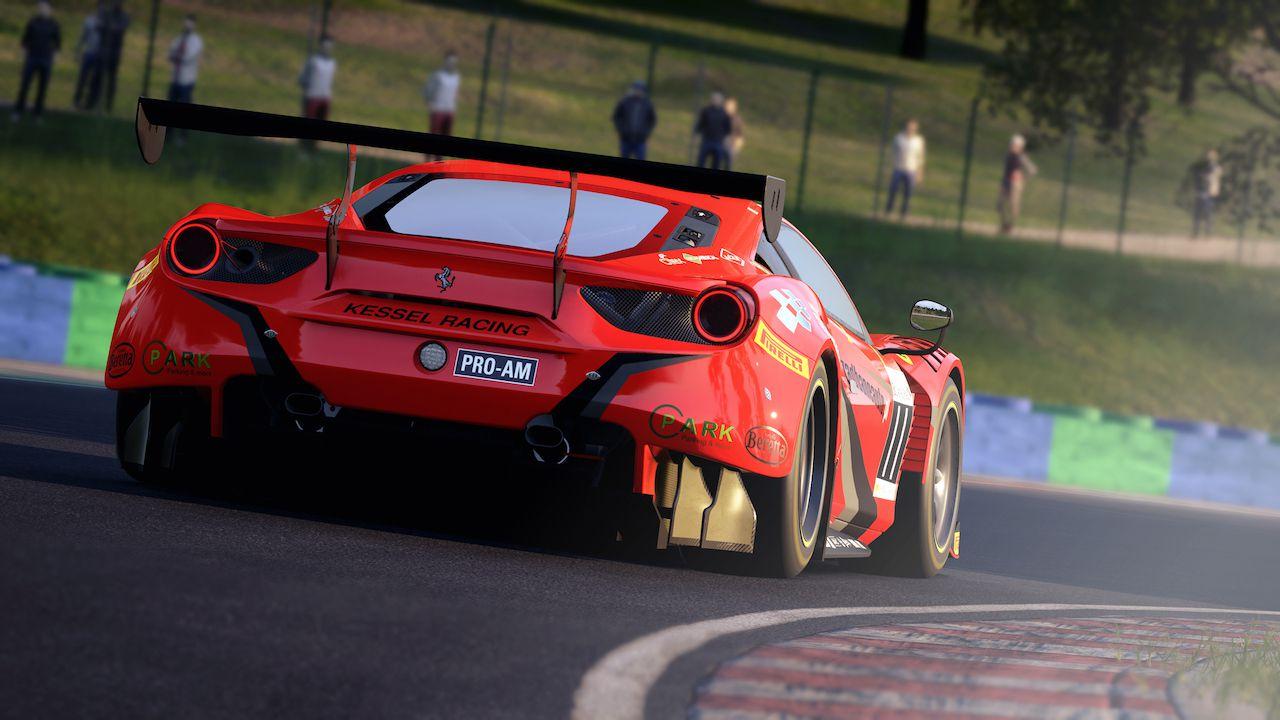 Assetto Corsa: Competizione (deveria ser) lançado hoje