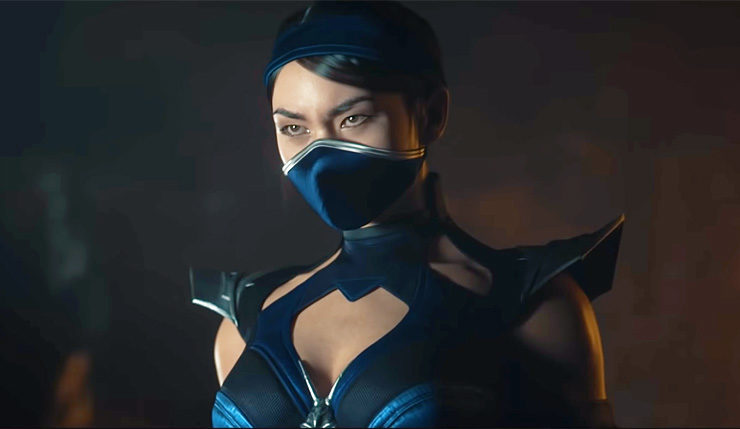 Mortal Kombat 11 dá as boas vindas a Kitana