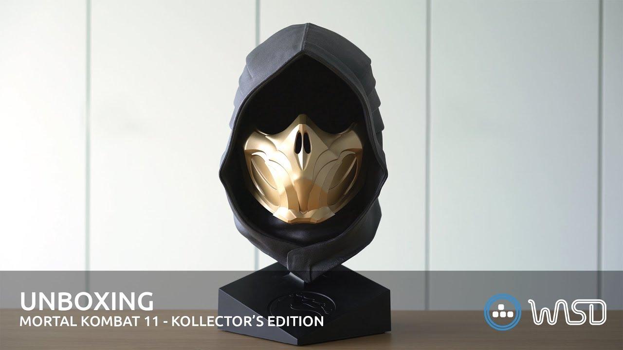 Unboxing – Mortal Kombat 11 Kollector's Edition
