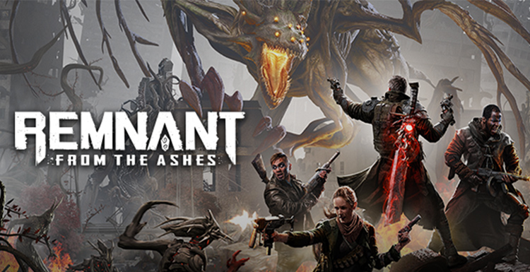 Novo vídeo para Remnant: From the Ashes