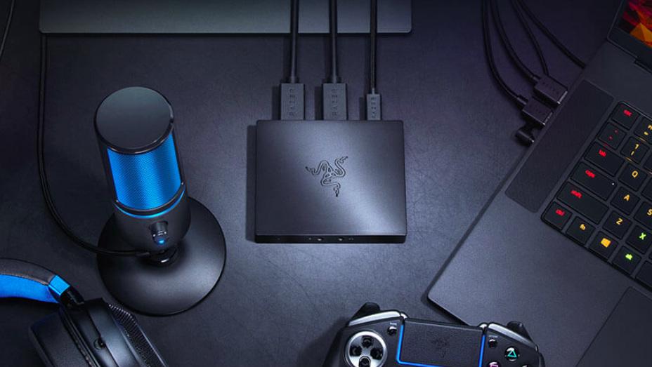 Razer apresenta a placa de captura Ripsaw HD
