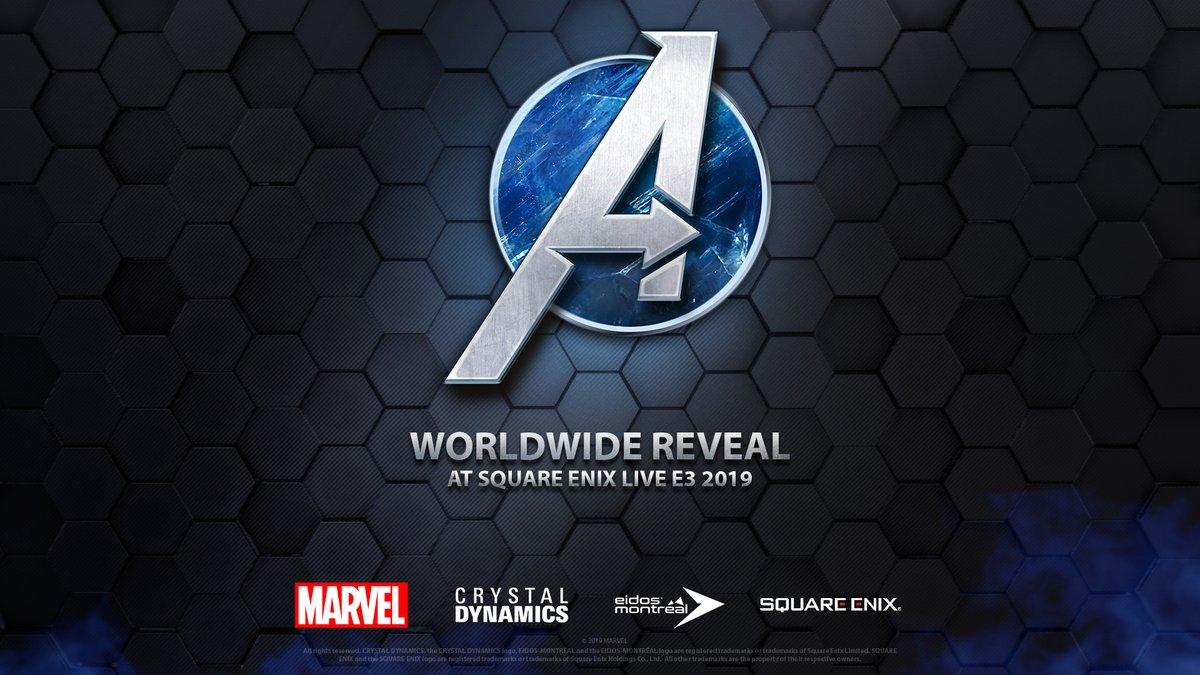 Square Enix vai revelar o novo The Avengers na E3