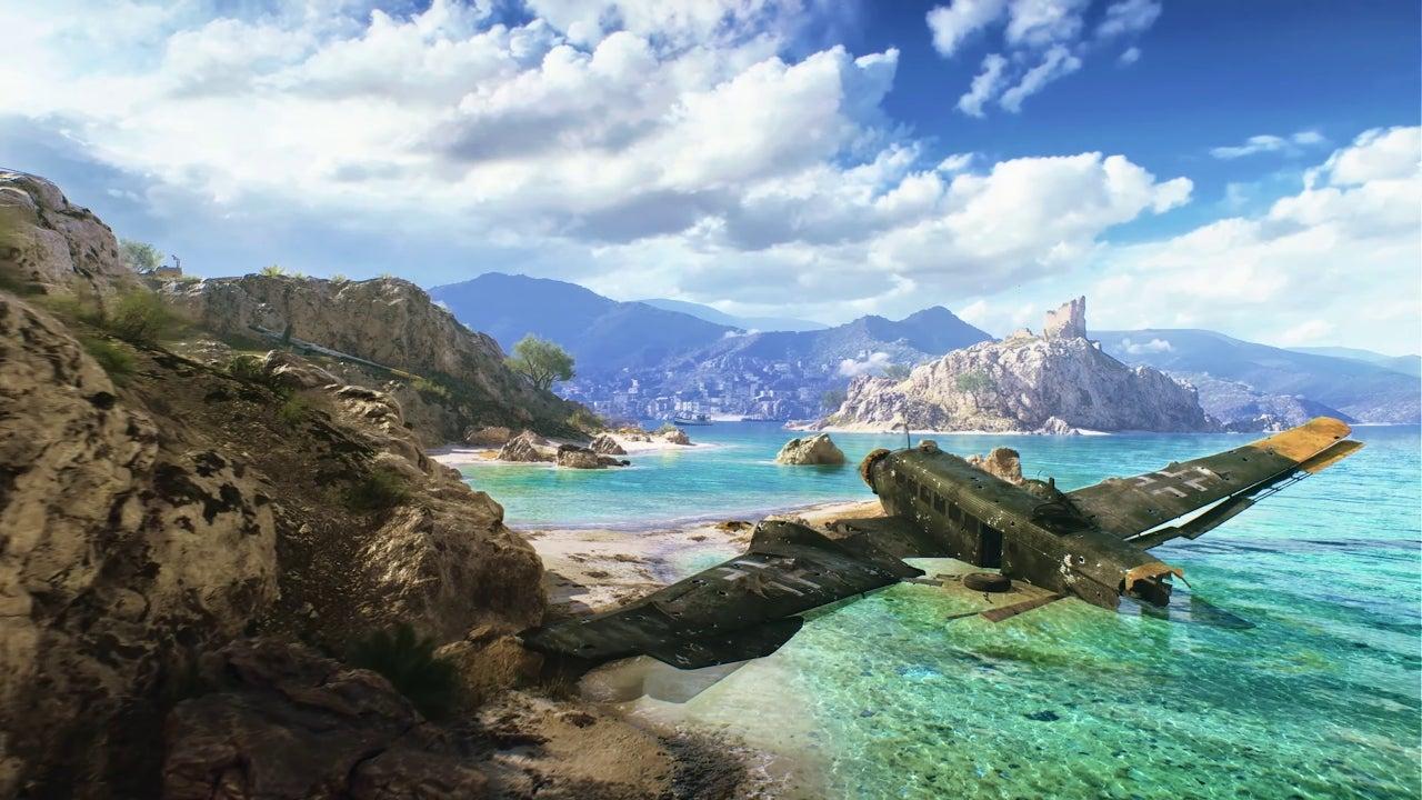 Novo mapa a chegar a Battlefield V