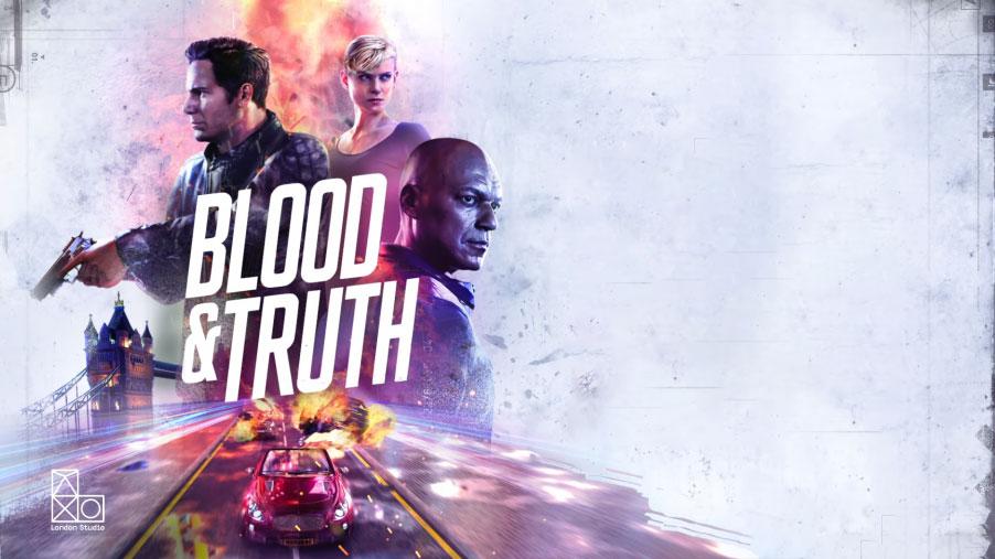 Blood & Truth recebe novo trailer