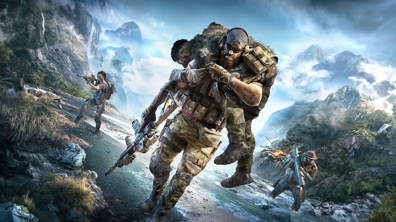 Vem aí Ghost Recon: Breakpoint