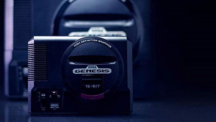 Mega Drive Mini sofre adiamento