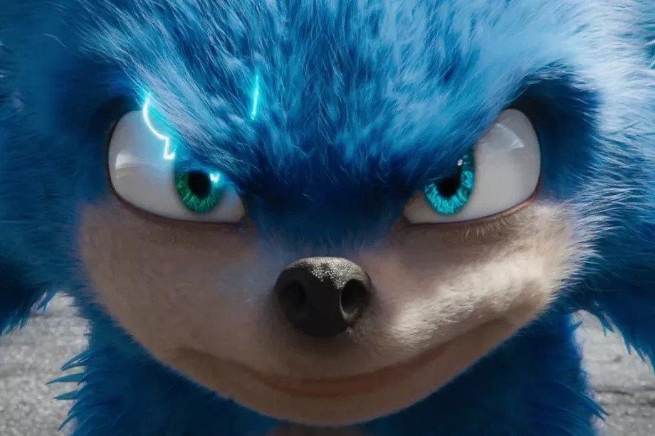 Filme de Sonic é adiado para melhorar o seu aspecto