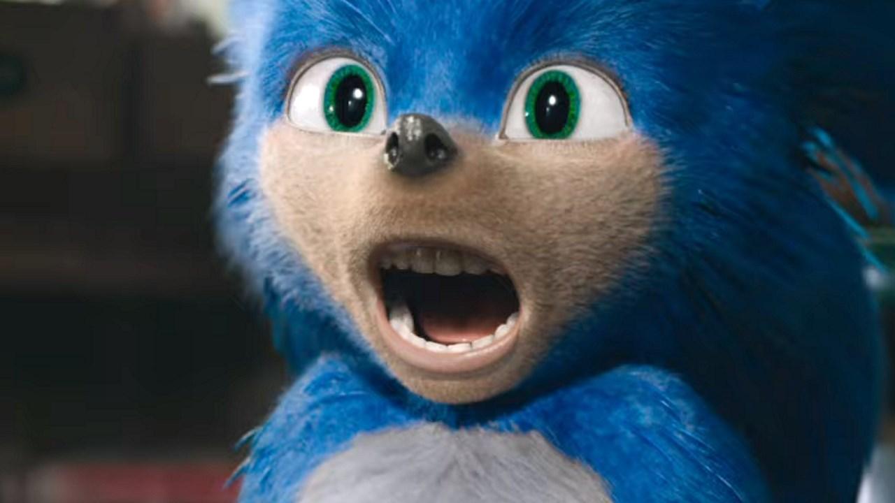 Filme de Sonic irá sofrer alterações após reacção dos fãs
