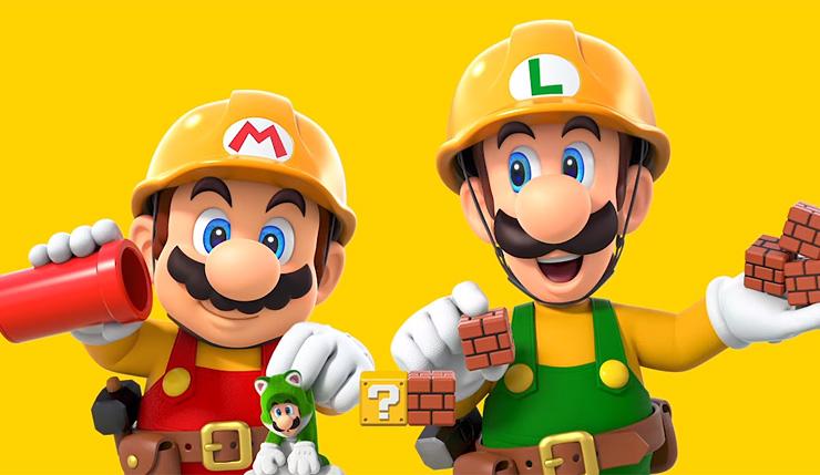 Todas as novidades de Super Mario Maker 2