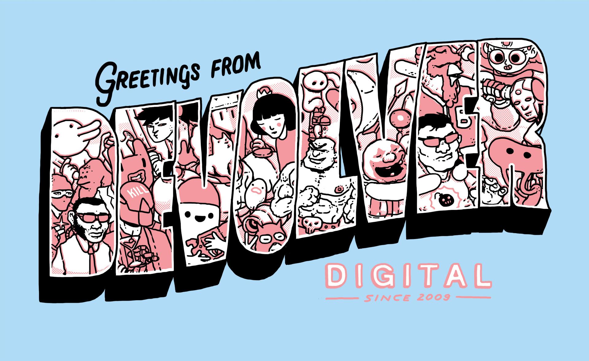 Devolver Digital apresenta novos jogos