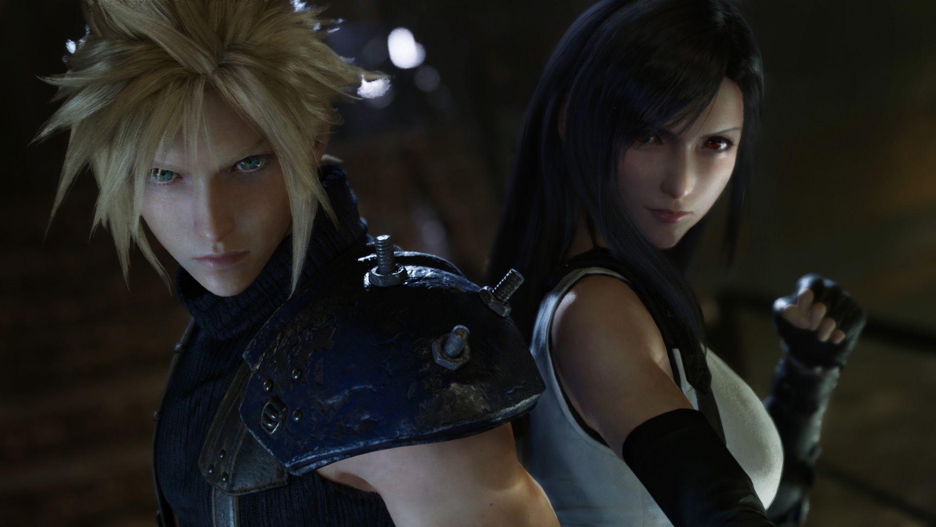 Apresentação da jogabilidade de Final Fantasy VII Remake
