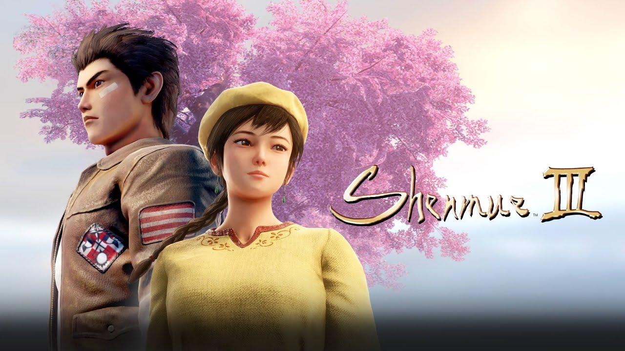 Novo trailer para Shenmue III