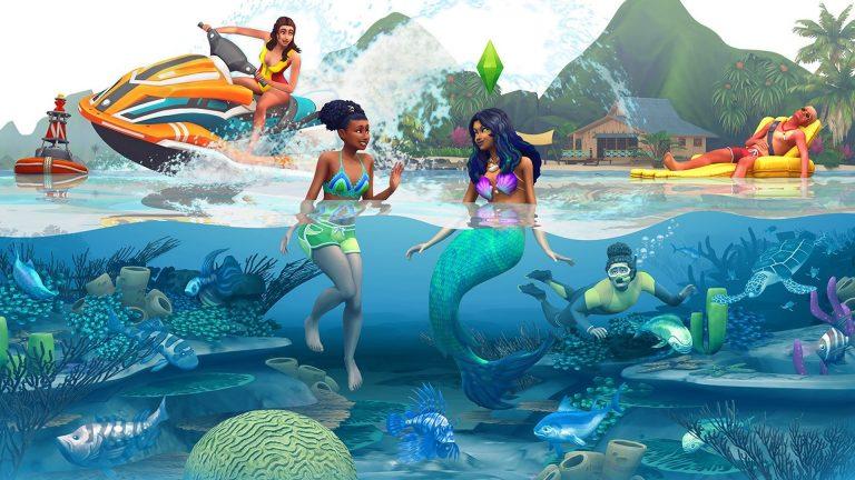 The Sims 4 recebe expansão para desafiarem a vida tropical