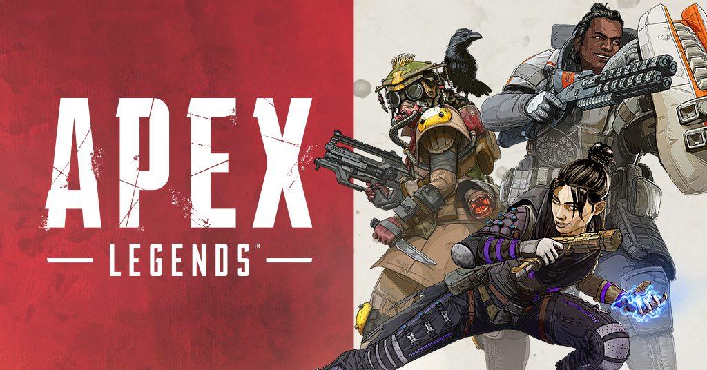 Apex Legends prepara-se para a Season 2 com nova Legend