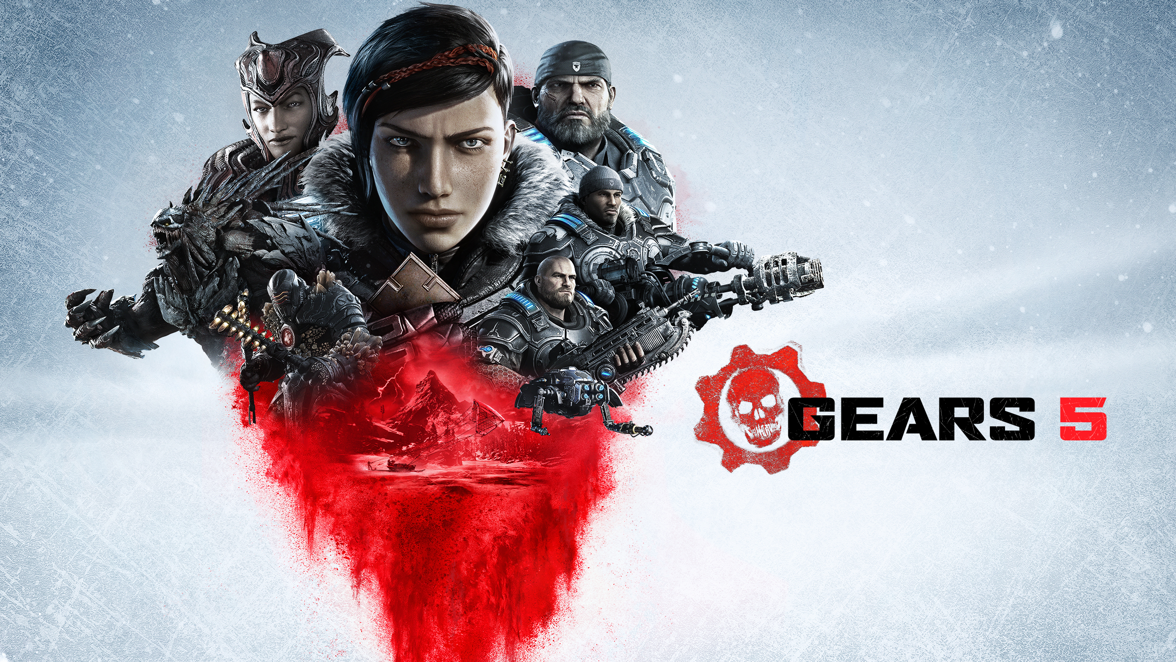 Conteúdo pós-lançamento para Gears of War 5