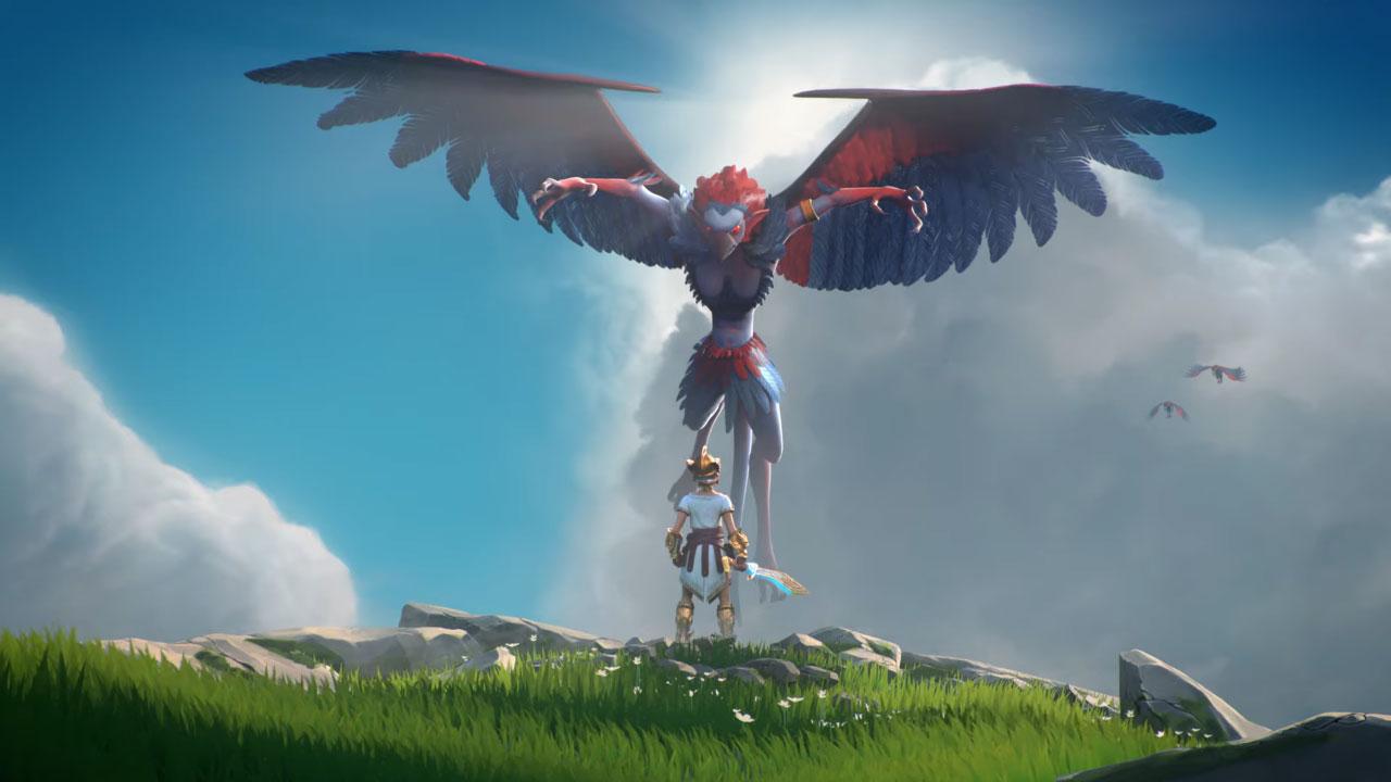 Novo projecto Gods & Monsters anunciado