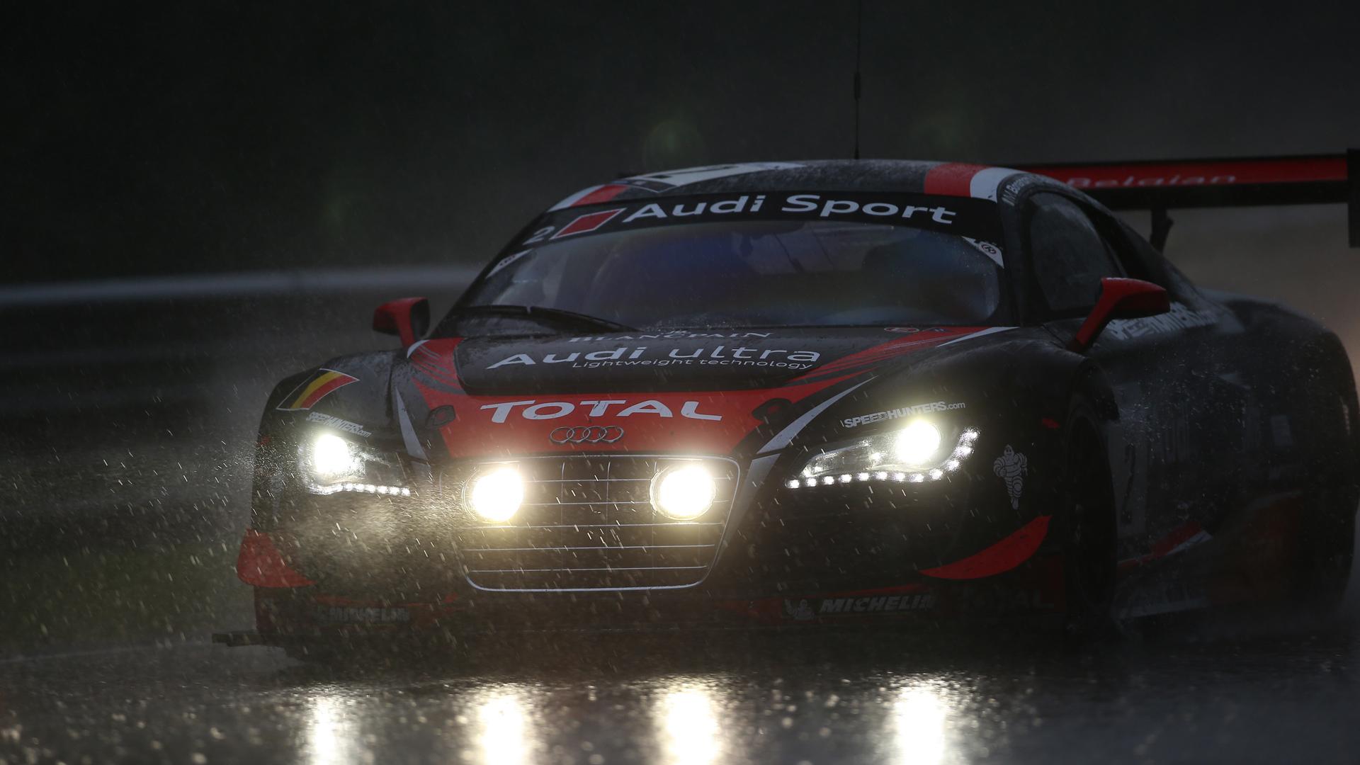 Gran Turismo Sport recebe… chuva